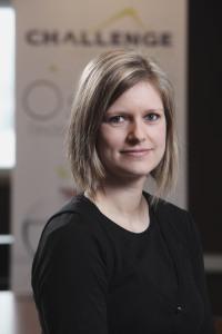 Nancy Defeche, Coordinatrice à Challenge SCRL